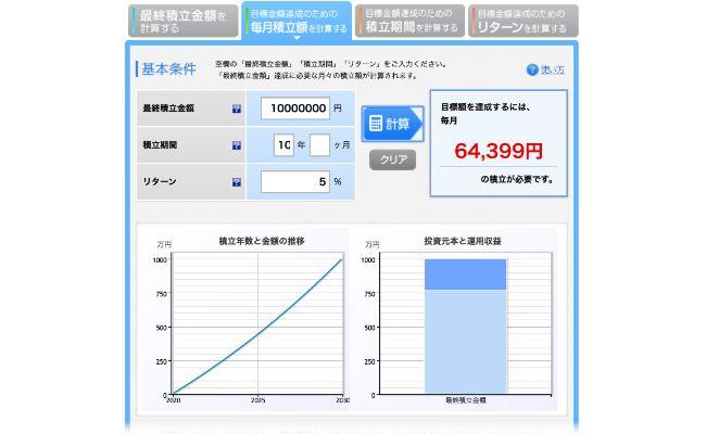 Investment-simulation-10M